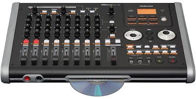 Tascam DP02 & DP02CF grabador multipista