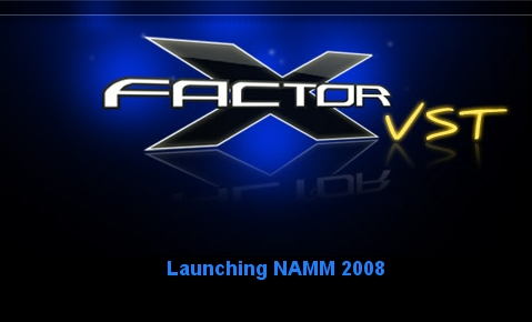 YAMAHA X-FACTOR VST