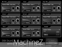 Free VST-Plugin: DrumZ MachineZ