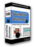 SoundTrek Drummer MIDI Plug-In _box