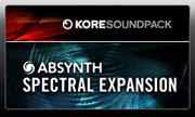 ABSynth Spectral Expansion