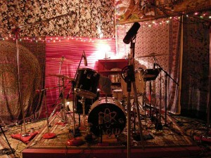 Jim Scott Rock Drums