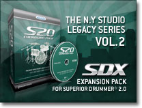 SDX Expansion Pack