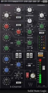 SSL E/Channel
