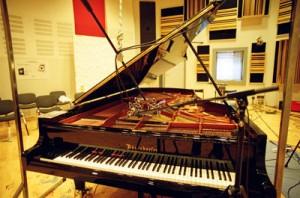Sesiones de grabación