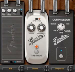 AmpliTube Fender 1.1