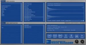 Wave Manager
