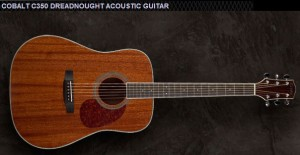 Cobalt Acoustic Guitars