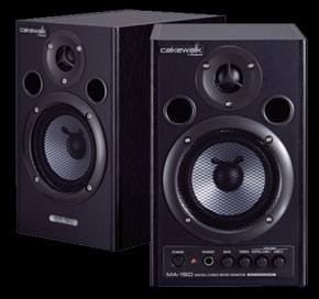 Monitores Cakewalk MA-15D