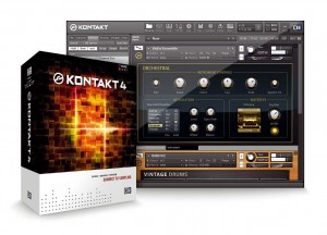 Native Instruments Kontakt 4