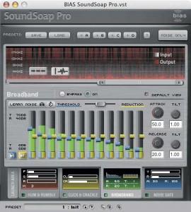 SoundSoap Pro
