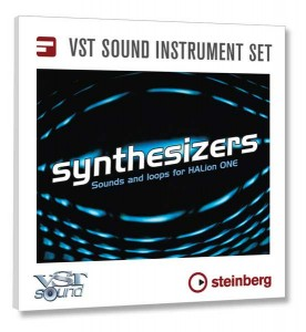 VST Sound Instrument Synthesizers