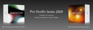 Seminarios Pro Studio Series 2009