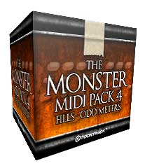 Monster MIDI Pack 4