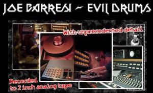 Evil Drums