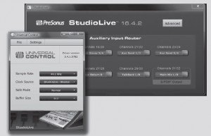 Virtual StudioLive