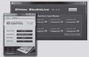 Virtual StudioLive