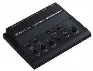 Roland Tri capture Audio-Interface